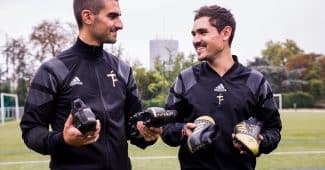 Image de l'article Après Footpack, Today it's Football dévoile son skin adidas Glitch!