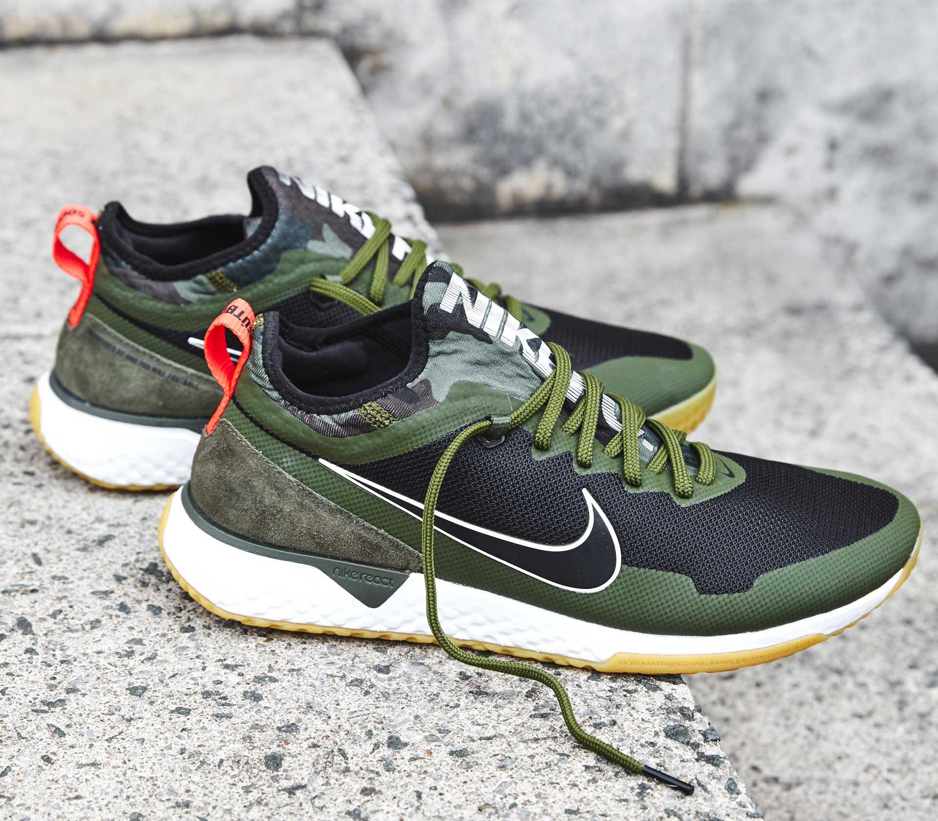 Pour Nike Un React Automnal Fc Nouveau Coloris La vb76gYyf