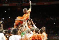 Image de l'article Wesley Sneijder célébré pour sa dernière avec les Pays-Bas