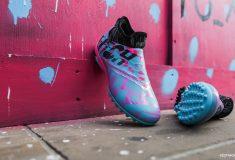 Image de l'article adidas dévoile «Mad», un skin Glitch avec une semelle Turf