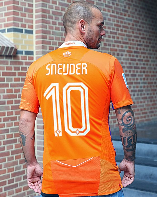 maillot-football-patchwork-pays-bas-sneijder-septembre-2018-2