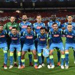 Les maillots Ligue des Champions 2018/19 du Napoli