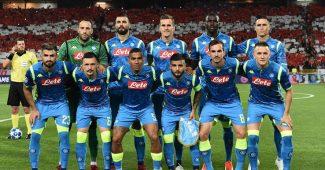 Image de l'article Les maillots Ligue des Champions 2018/19 du Napoli