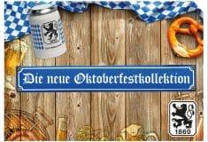 Image de l'article Le Munich 1860 lance un maillot spécial fête de la bière!