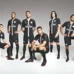 Le Paris Saint-Germain et Air Jordan présentent les maillots Ligue des Champions 2018-2019