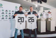 Image de l'article adidas et l'équipe d'Allemagne prolongent leur partenariat