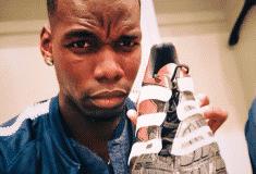 Image de l'article Pogba la joue en Predator comme Zidane 20 ans après !