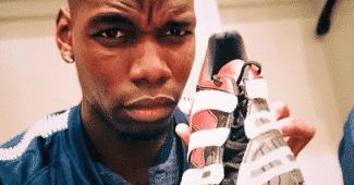 Image de l'article Pogba la joue en Predator comme Zidane 20 ans après!