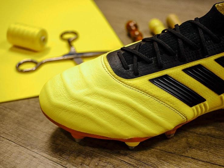 adidas-predator-18.1-cuir-jaune-rouge-1
