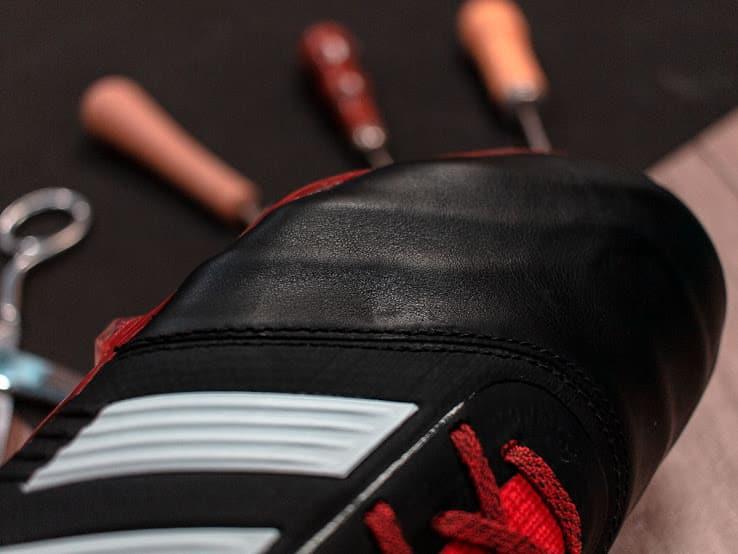 adidas-predator-18.1-cuir-noir-rouge-1