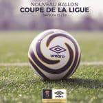 Coupe de la Ligue : une coupe, huit ballons!