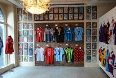 Image de l'article Classic Football Shirts ouvre des magasins éphémères à Londres et Manchester