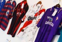 Image de l'article Les maillots portés vendus par les clubs, une tendance partie pour s'installer