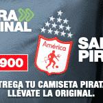 Quand un club colombien propose à ses supporters d'échanger un maillot de contrefaçon contre une tenue officielle!