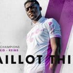 Le Stade de Reims dévoile un (sublime) maillot third