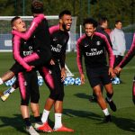 Une «petite» marque autrichienne s'affiche gratuitement dans les pieds de Neymar et Verratti