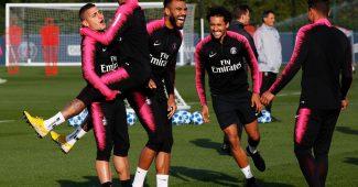 Image de l'article Une «petite» marque autrichienne s'affiche gratuitement dans les pieds de Neymar et Verratti