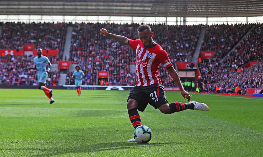 ryan-bertrand-southampton-black-history-month