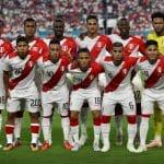 Quand les maillots du Pérou déteignent en plein match …