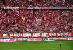 Image de l'article La grogne des supporters du Bayern Munich contre les maillots du club