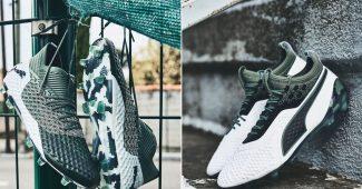 Image de l'article Puma Football lance une édition spéciale en mode camouflage