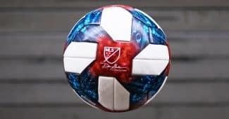 Image de l'article adidas dévoile son nouveau ballon pour la saison 2019 en MLS : le Nativo Questra