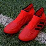 adidas présente la première chaussure sans lacets à 100€!