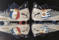 Image de l'article Orravan Design customise une Puma Future 2.1 pour Antoine Griezmann