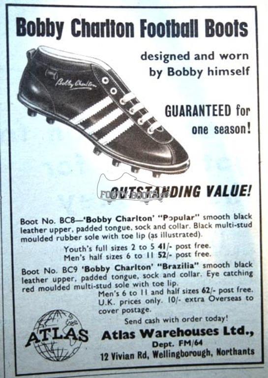 chaussures-bobby-charlton-adidas