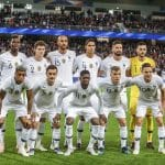Les chaussures des 23 Bleus pour les matchs face aux Pays-Bas et à l'Uruguay
