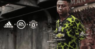 Image de l'article adidas collabore avec EA Sports et dévoile des maillots en édition limitée!