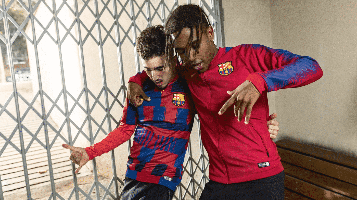 maillot-fc-barcelone-patchwork-20-ans-nike-anniversaire-2