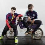 Le FC Barcelone dévoile un maillot mashup pour fêter ses 20 ans aux côtés de Nike