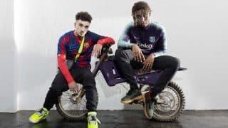 Image de l'article Le FC Barcelone dévoile un maillot mashup pour fêter ses 20 ans aux côtés de Nike