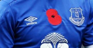 Image de l'article Pourquoi les équipes de Premier League jouent avec un coquelicot sur leur maillot ?