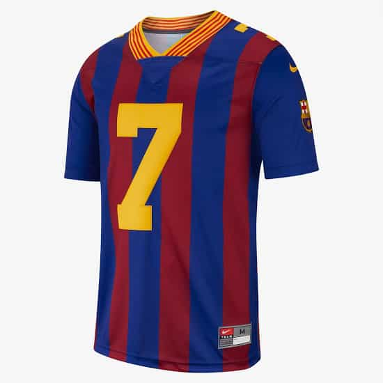 maillot-nfl-fc-barcelone