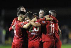 Image de l'article Un club gallois dévoile un maillot réversible domicile-extérieur!