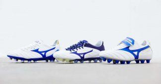 Image de l'article Mizuno dévoile un pack «Wave Cup» inspiré de la chaussure de Rivaldo