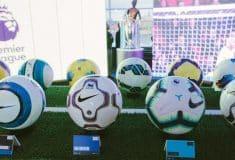 Image de l'article Nike réédite le ballon de la Premier League de la saison 2000-2001