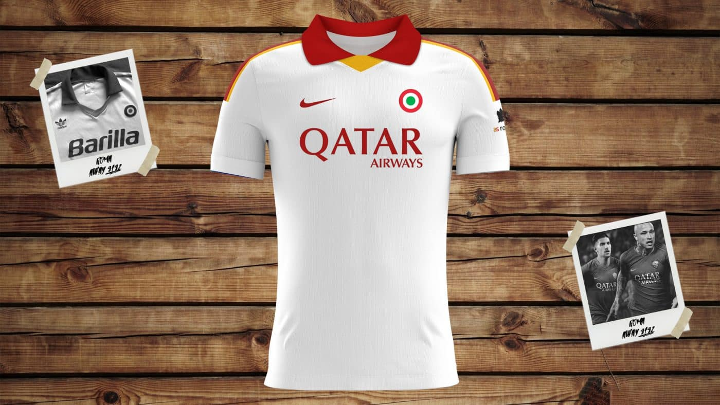 as-roma-ancien-design-nouveau-sponsor-inspiration-football