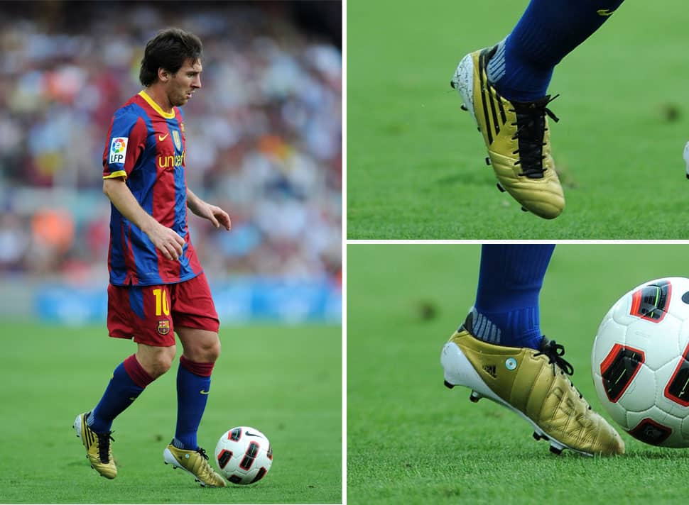 chaussures-football-adidas-f50-adizero-messi-ballon-d-or-2010-décembre-2018