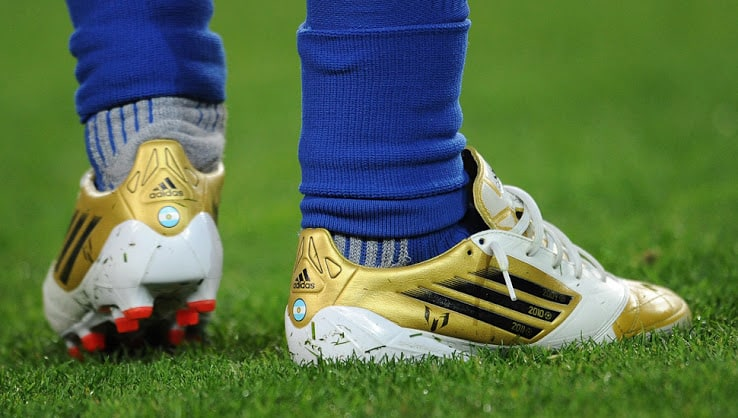 chaussures-football-adidas-f50-adizero-messi-ballon-d-or-2011-décembre-2018