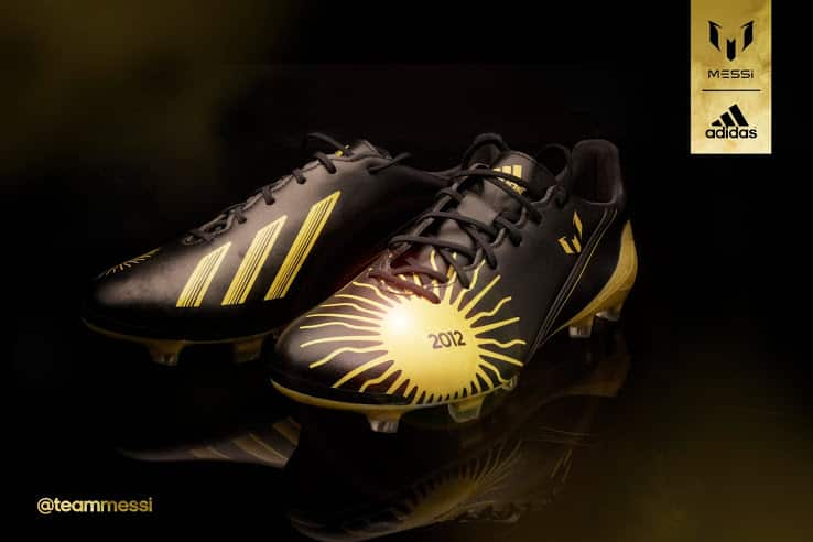 chaussures-football-adidas-f50-adizero-messi-ballon-d-or-2012-décembre-2018-1