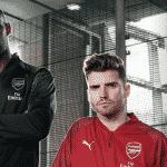 Puma dévoile une dernière collection pour Arsenal