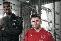 Image de l'article Puma dévoile une dernière collection pour Arsenal
