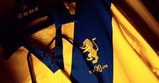 Image de l'article Frosinone célèbre ses 90 ans avec un maillot spécial