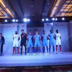 L'Inde dévoile ses nouveaux maillots avec la marque Six5Six