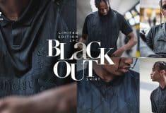 Image de l'article Liverpool et New Balance dévoilent un maillot blackout en édition limitée !
