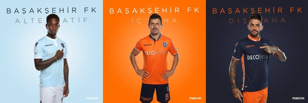 maillot-macron-istanbul-Basaksehir-2018-2019
