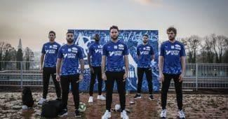 Image de l'article Amiens et Puma dévoilent le maillot third 2018-2019